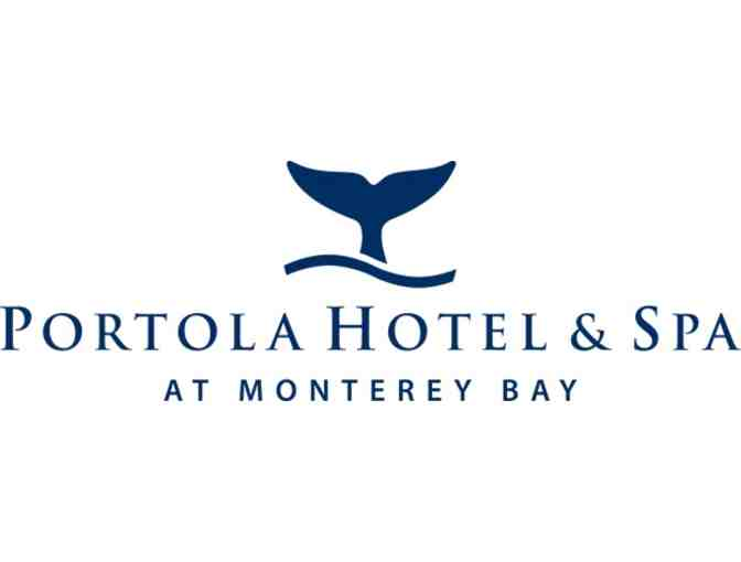 Monterey, CA - Portola Hotel & Spa at Monterey Bay  - Overnight stay in Portola Room