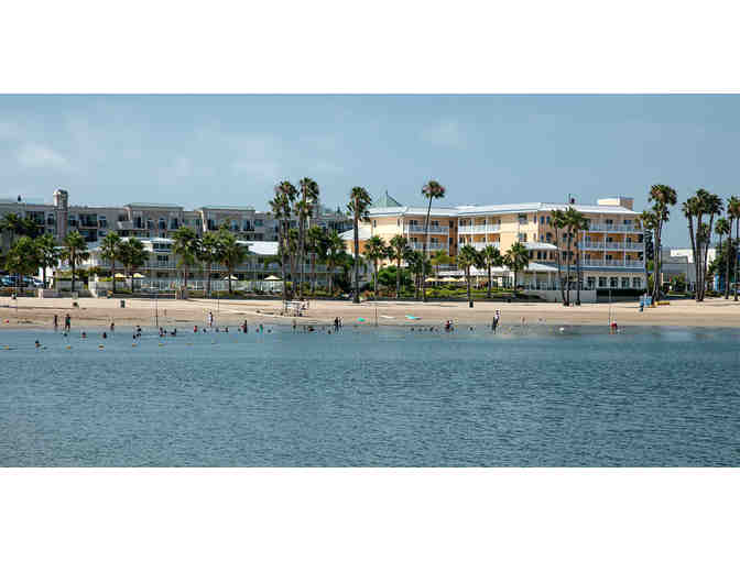 Marina Del Rey, CA - Jamaica Bay Inn - Two night stay