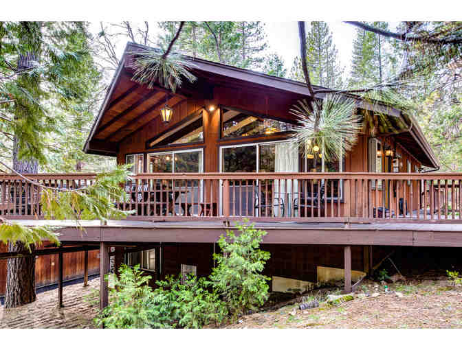 Wawona, CA - The Redwoods in Yosemite - 2 nights in 4 bedroom forest cabin - Photo 1