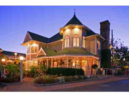 San Luis Obispo, CA - Apple Farm Inn & Restaurant - One night stay