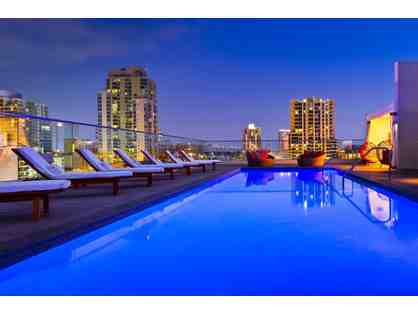 San Diego, CA - Andaz San Diego - Two nights in an Andaz Large King