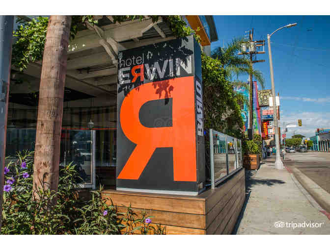 Venice, CA - Hotel Erwin - One night stay in an Epic View King w/ valet overnight parking - Photo 1