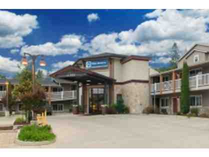 Los Gatos, CA - Best Western Inn - one night stay