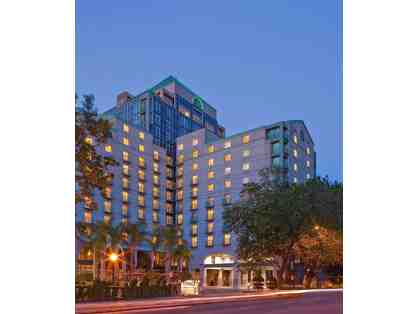 Sacramento, CA -  Hyatt Regency Sacramento - One night weekend stay