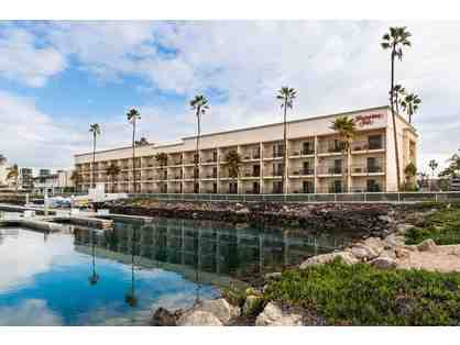 Oxnard, CA - Hampton Inn Channel Islands Harbor - Weekend Getaway