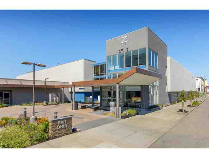 Oakland, CA - The Z Hotel Jack London Square - One night stay