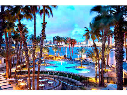 Coronado, CA - Coronado Island Marriott Resort and Spa - Two night stay