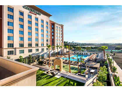 Irvine, CA - Courtyard Irvine Spectrum - 2 wknd nights, breakfast for 2 and parking