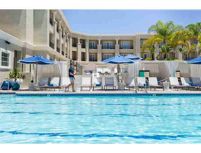 Newport Beach, CA - Balboa Bay Resort - One night stay in a Courtyard Room