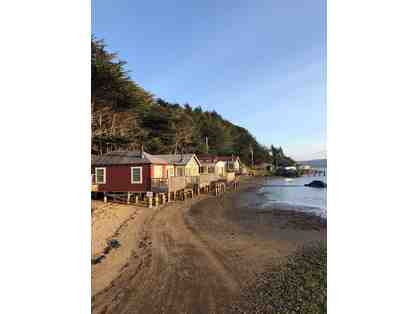 Marshall, CA - Nick's Cove - $100 credit towards dining and/or lodging