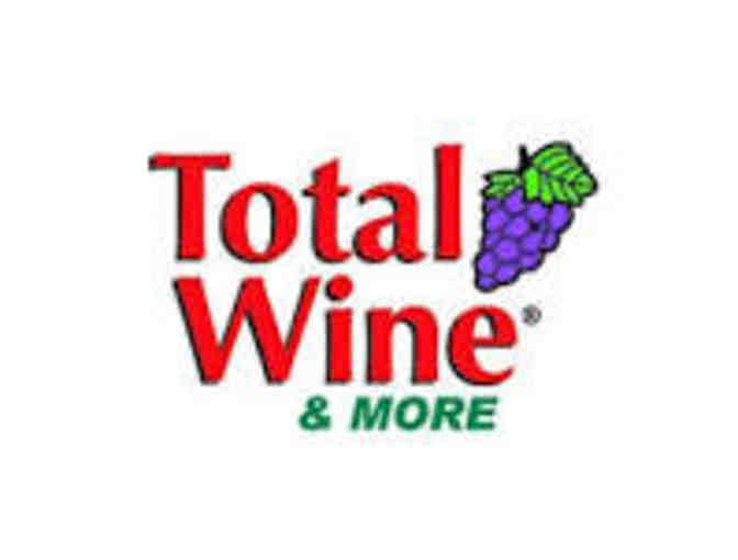 U.S. - Any Total Wine & More Store with a Classroom - Private Wine Class for 20 #51443