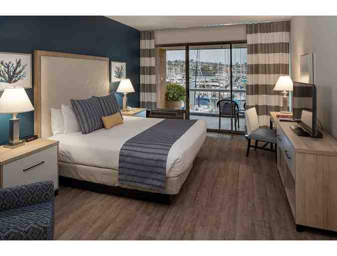 San Diego, CA - Bay Club Hotel & Marina - 2 night Island Getaway for two guests