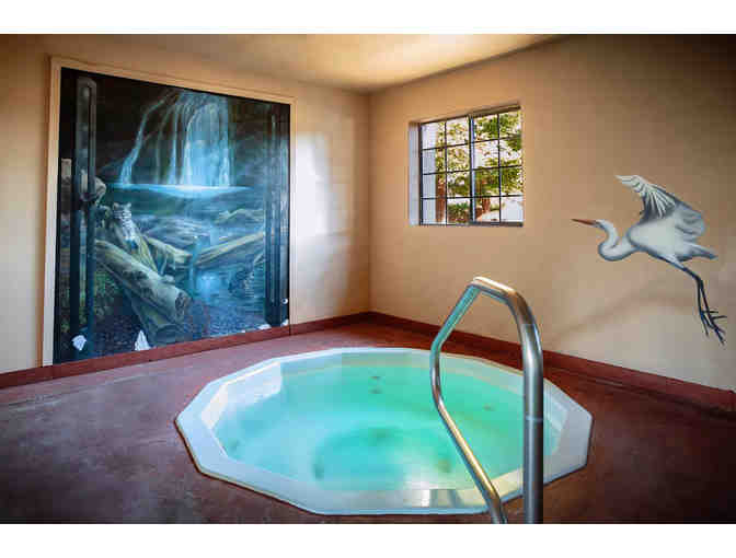 Fortuna, CA - The Redwood Riverwalk Hotel - Two Night Stay for Two #1 0f 2