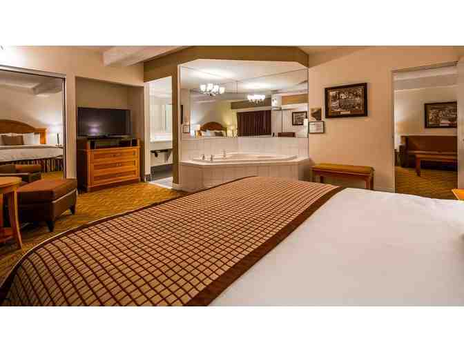Thousand Oaks, CA - Best Western Plus Thousand Oaks Inn - Two nts in 2-room suite
