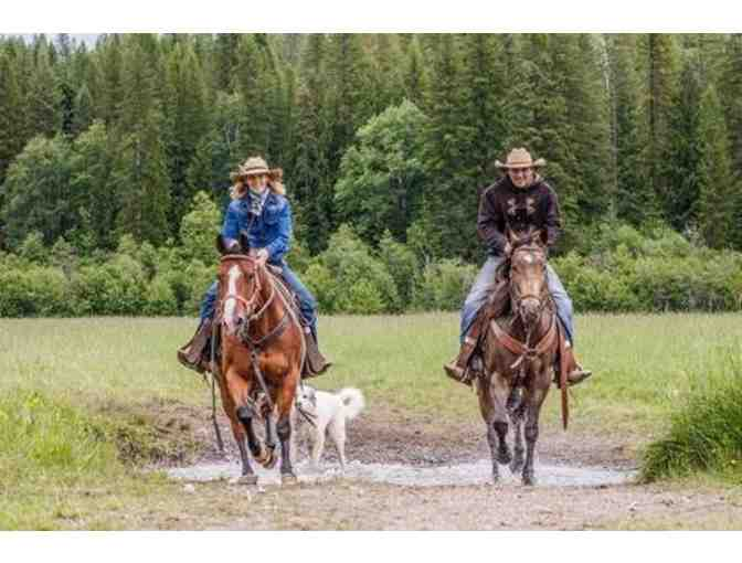 Idaho, Sandpoint - Western Pleasure Guest Ranch - 6 Night Package - Photo 15