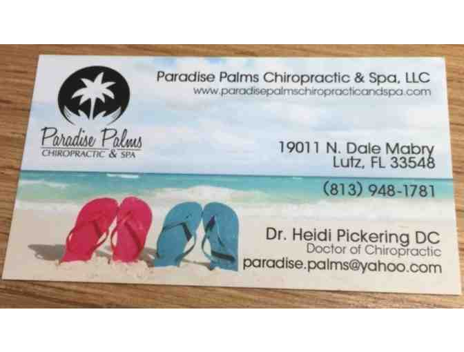 Swedish Massage - Paradise Palms Chiropractic & Spa