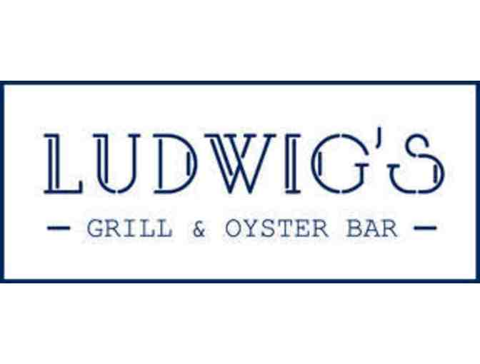 Ludwig's Grill and Oyster Bar - $50 Gift Certificate