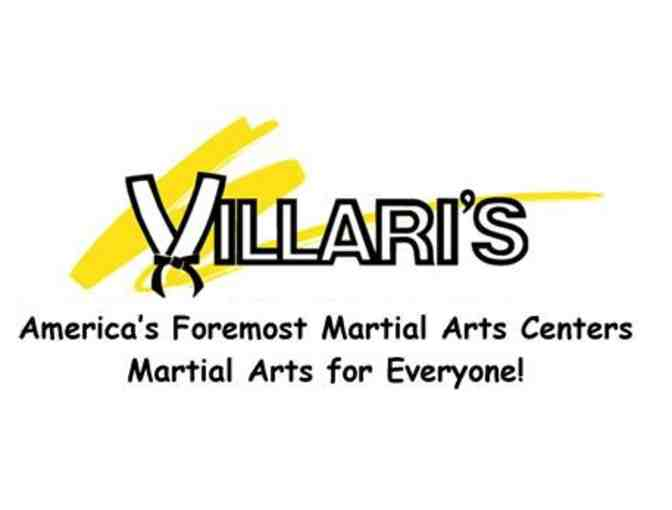 Villari's Self Defense Centers - Kids' Karate Pack