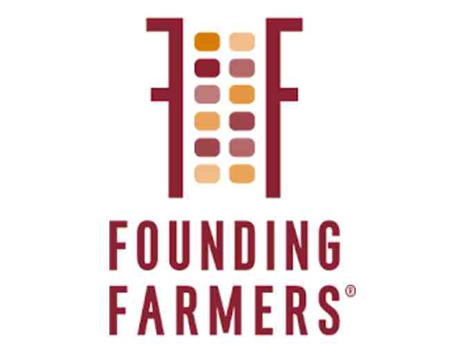 Founding Farmers - $50 Gift Card