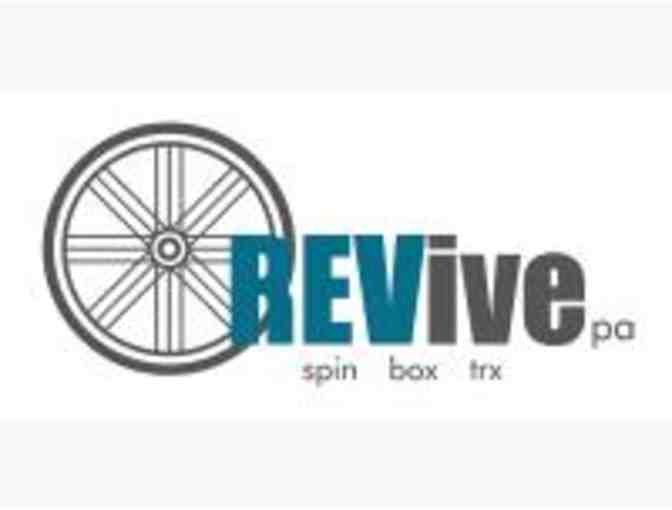 REVive Studio - 5 Workout Classes