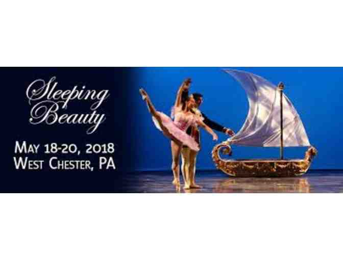 Brandywine Ballet - Two Ticket Vouchers for Company Production of Sleeping Beauty