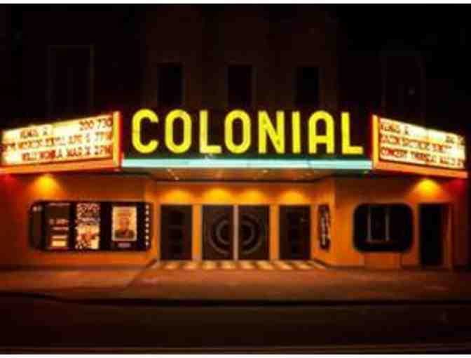 Colonial Theatre - Movie Pack