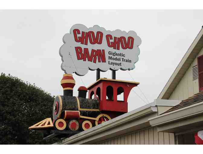 Choo Choo Barn - Admission for Four