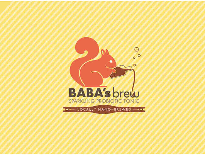 Baba's Brew - Kombucha Class for Two