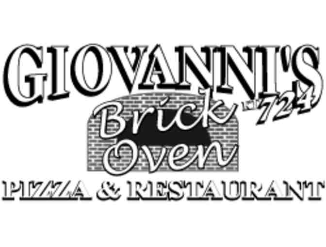 Giovanni's Pizza and Restaurant - $50 Gift Card