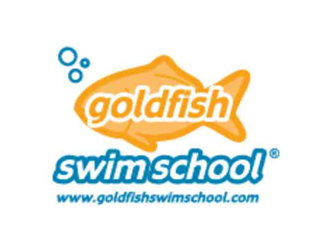 Goldfish Swim School - One Month's Classes and Registration
