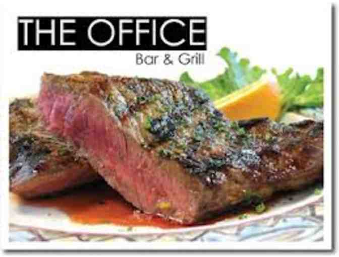 The Office Bar and Grille - $40 Gift Certificate
