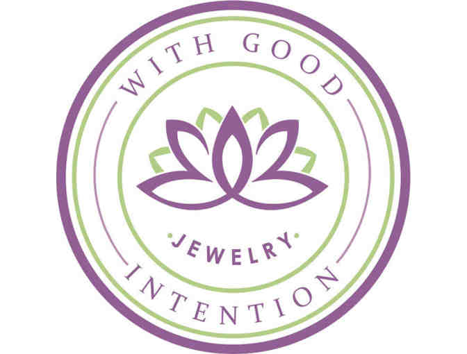 With Good Intention - Essential Oil Diffusing Tassel Necklace