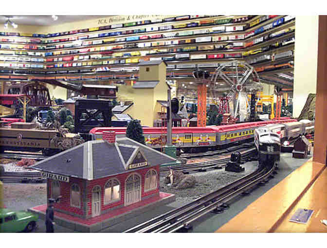 National Toy Train Museum - 4 Admission Passes