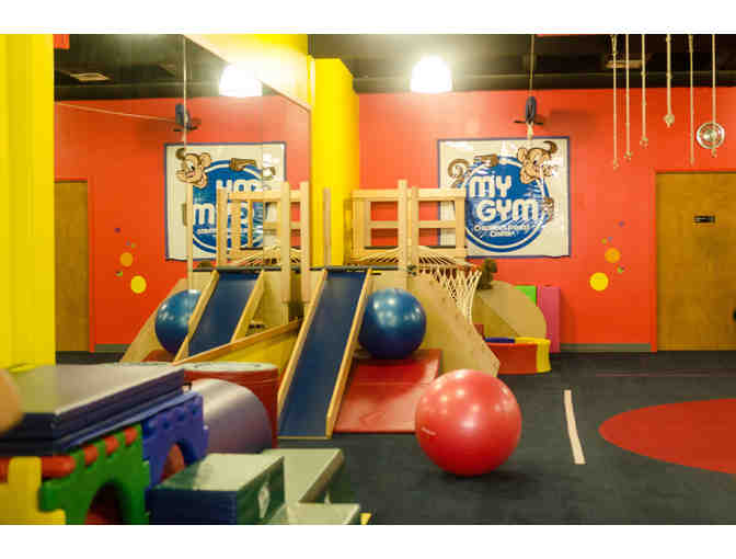 My Gym Children's Fitness Center - Membership and 4 Weeks of Class