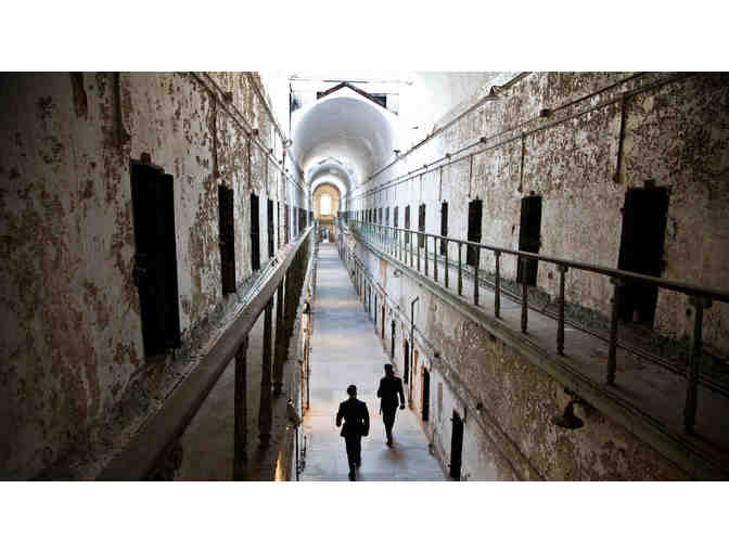 Eastern State Penitentiary - Six Admission Passes