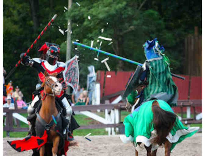 Pennsylvania Renaissance Faire - Two Passes