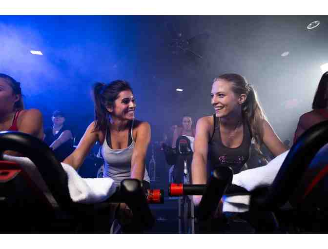 CycleBar - Gift Certificate for 3 Rides