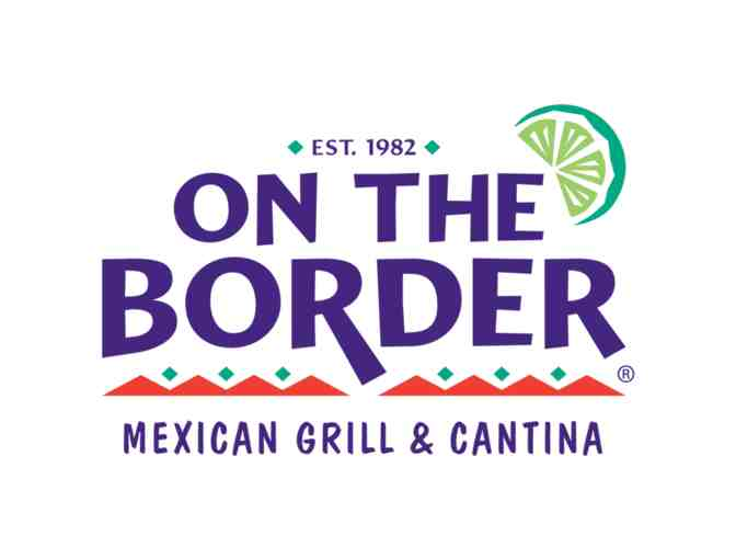 On The Border - 4 Kids' Meals Coupons