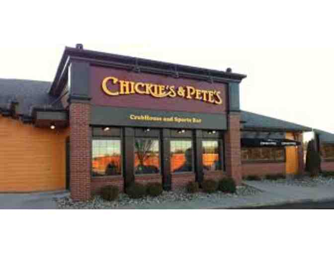 Chickie's and Pete's - $25 Gift Card