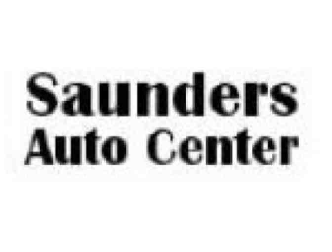 Saunders Auto Center - Inspection, Emission Test and Oil Change