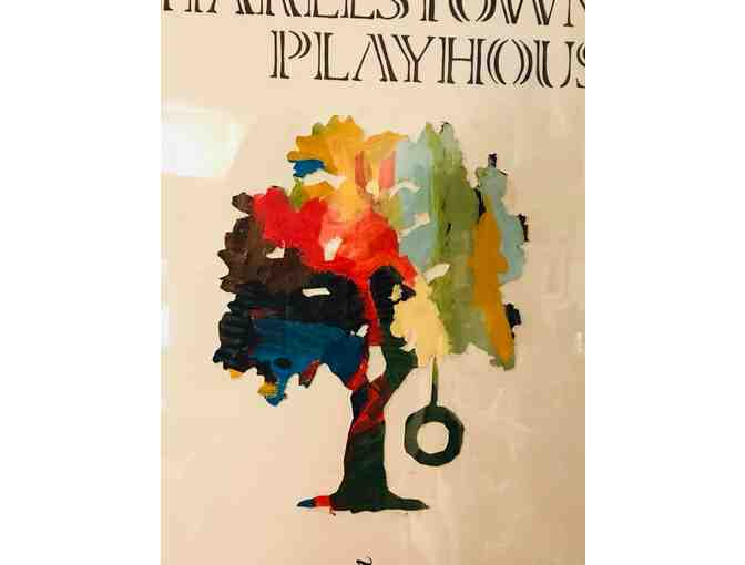 Charlestown Playhouse: Green Room Classroom Masterpiece