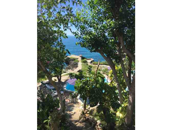 Lookout Cove, Little Bay, Jamaica - One Week Villa Stay