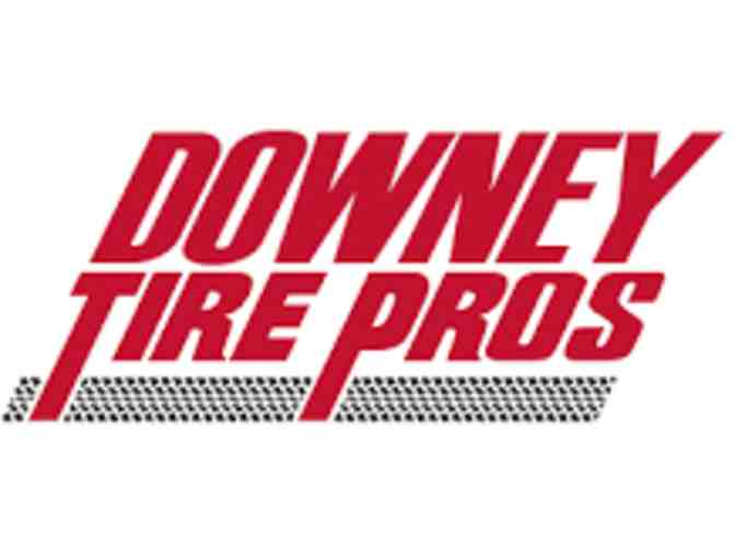 $50 Giftcard to Downey Tire Pros and 2 Realtree Hats - Photo 1