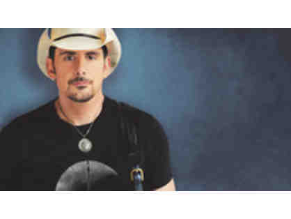 (2) VIP Brad Paisley w/Dustin Lynch Concert Tickets 6/23/17