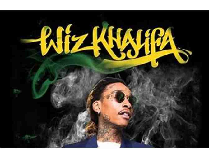 (2) VIP Wiz Khalif Concert Tickets #1 - Photo 1