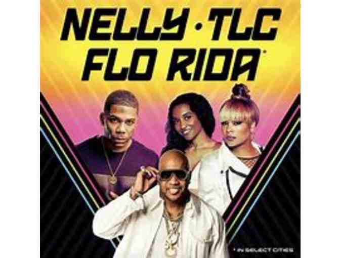 (2) VIP Nelly, TLC and Flo Rida Concert Tickets #2 - Photo 1