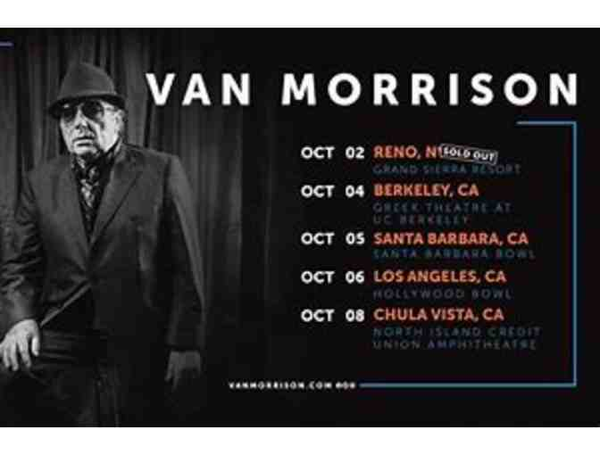 (2) VIP Van Morrison Concert Tickets #1 - Photo 1