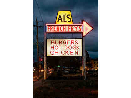 Al's French Fries $50 Gift Card