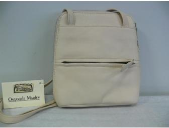 All leather Osgood Marley handbag