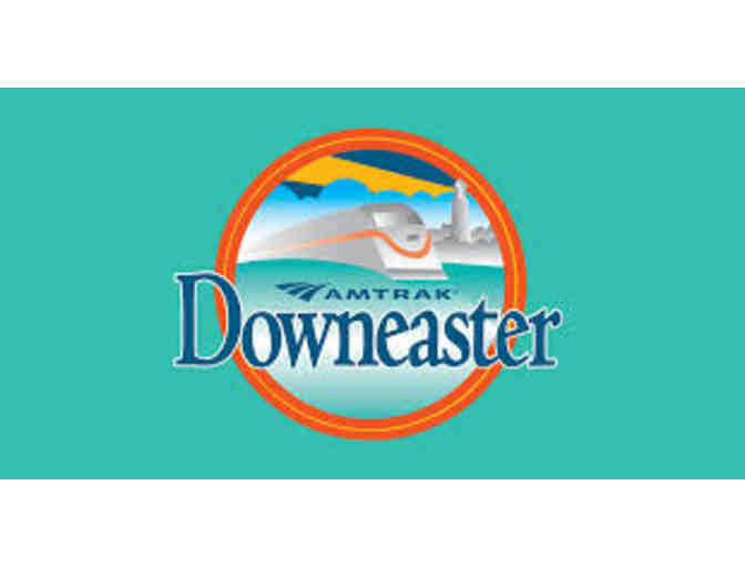 Amtrack Downeaster Complimentary Round Trip Tickets for Two - Photo 1